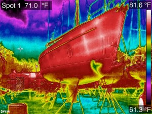 Moisture In A Steel Hull