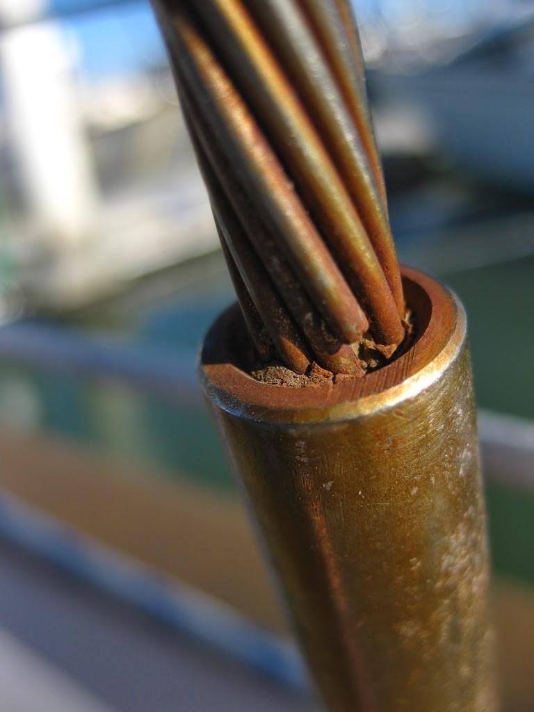 Broken wire